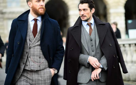 High Fashion Tips for Men